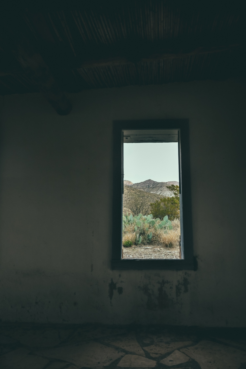 Window to Chisos